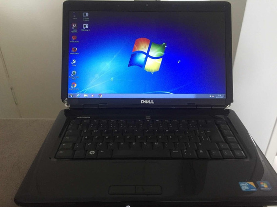 Notebook Dell Inspiron 1545 Core 2 Duo Defeito Estetico