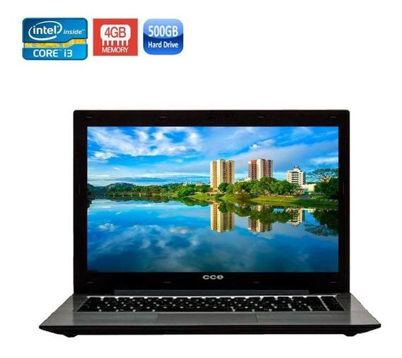 Notebook Cce Ultrafino T345 Core I3 3° Geração 4gb Hd 500gb