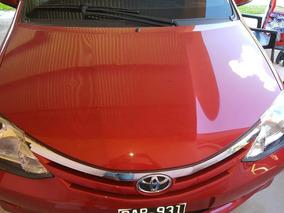Toyota Etios 5puertas Polarizado Full
