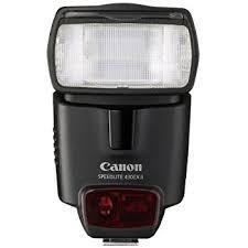 Flash Canon Speedlite 430 Ex Ii - Ótimo Custo/benefício!