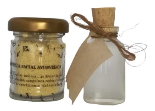 Mascarilla Natural Facial +hidrolato Agu - g a $280