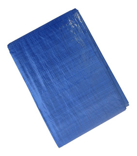 Lona Plastica Encerado 3x2 Azul Multiuso Impermeavel