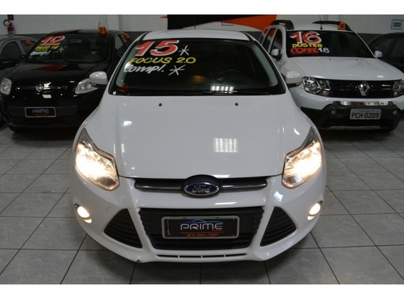 Focus 2.0 Se Sedan 16v Flex 4p Automático 56002km