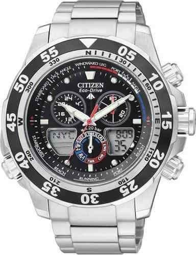 Relógio Citizen Jr4045-57e / Tz10002t Sailhawk Promaster