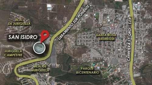 Macrolote Uso De Suelo Mixto Desde 4,229.54m2 En San Isidro Juriquila