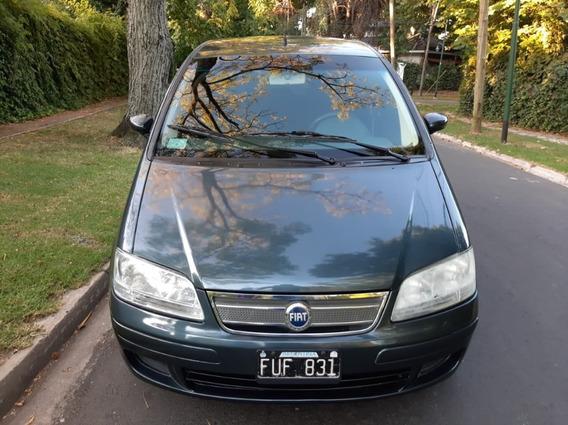 Fiat Idea 1.8 Hlx 2006.anticipo$140000 Y Cuotas Fijas En $$$