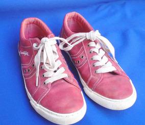 767567c5eed Zapatos Casuales Op Para Joven Talla 8 Usados