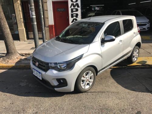 Fiat Mobi Easy Nafta Full Año 2020 Ernesto Automotores