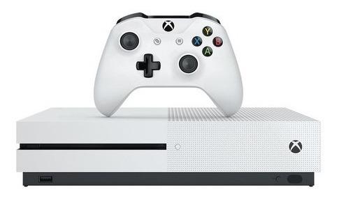 Xbox One S 500gb + Controle + 5 Jogos