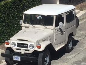 Toyota Land Cruiser Bj40 Modelo 1977. Precio: $10.900