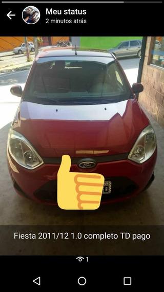 Ford Fiesta 1.0 Flex Completo
