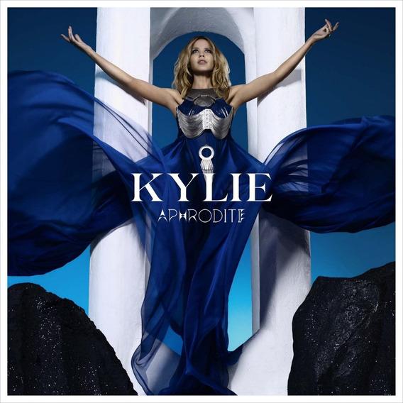 Cd Kylie Minogue Aphrodite Novo Lacrado E Importado