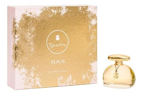 Perfume Tous Touch De Tous 100 M/l Para Mujer Original