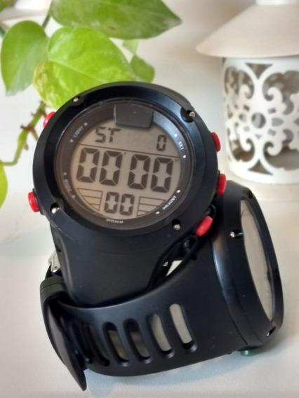Relógio Cronometro Dia E Hora Números Grandes Prova D