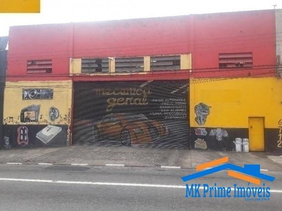 Galpão 780 M² - Quitauna - Osasco - 256