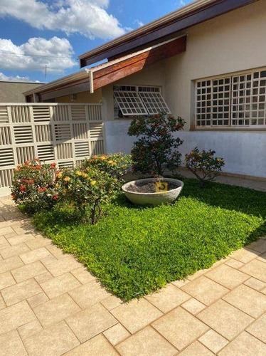 Casa Com 2 Dormitórios À Venda, 95 M² Por R$ 650.000,00 - Frezzarin - Americana/sp - Ca1050