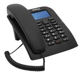 Telefones Com Fio Intelbras Tc60 Id Identificador Chamadas