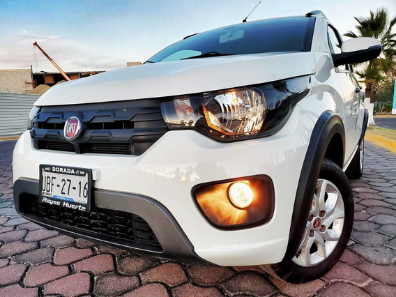 Fiat Mobi 1.0 Way Mt 2018