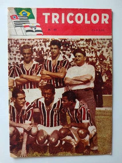 Antiga E Rara Revista Do São Paulo Nº 60 - Tricolor (1099)