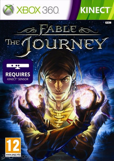 Kinect Fable The Journey Nuevo Sellado Xbox 360