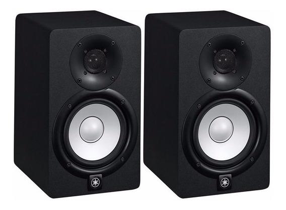 Monitores De Aúdio Yamaha Hs5 Ativo 220v Par Na Caixa