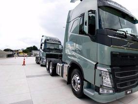 Volvo Fh 540 6x4 Condições Especiais 1° Caminhão