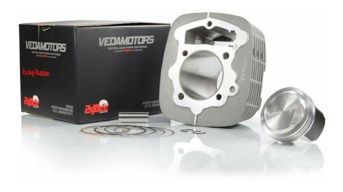 Imagen 1 de 2 de Cilindro Kit Potenciado Completo Honda Crf 240 Std + Juntas