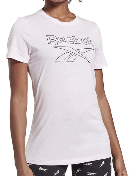 Remera Reebok Training Essentials Graphic Mujer Rs