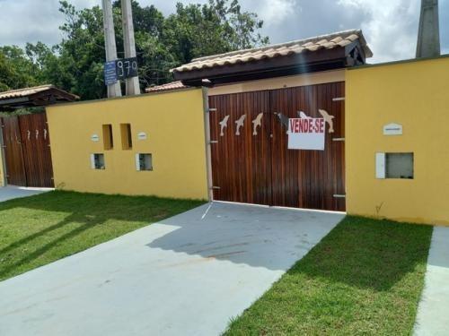 Imagem 1 de 12 de Casa Em Itanhaém, Analisa Parcelamento Direto!! - 7367 Lc