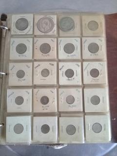 Coleccion De Monedas Y Billetes Nacional E Internacional