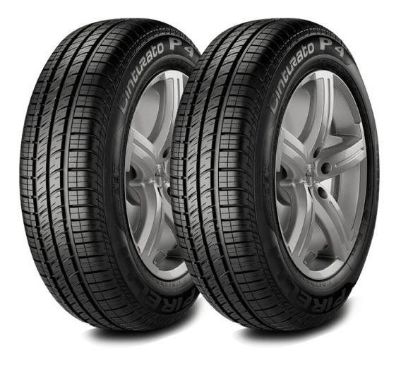 Kit X2 Pirelli 175/65 R15 84t P4 Cinturato Neumen Ahora18