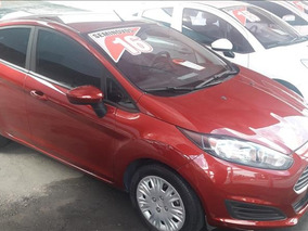 Ford Fiesta 1.5 S 16v Flex 4p Manual