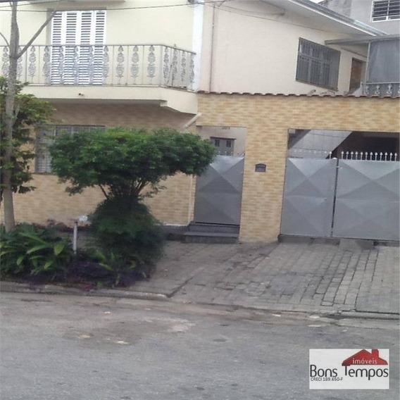 Sobrado Residencial À Venda, Tatuapé, São Paulo. - So1881