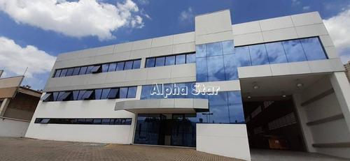 Galpão Para Alugar, 1820 M² Por R$ 60.000/mês - Alphaville Industrial - Barueri/sp - Ga0131