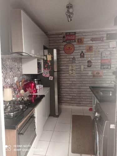 Imagem 1 de 8 de Apartamento Com 2 Dormitórios À Venda, 66 M² Por R$ 275.600 - Jardim Ansalca - Guarulhos/sp - Ap0853