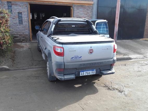 Fiat Strada Adventure Adventure Con Loker