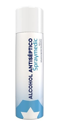 Alcohol Antiséptico Aerosol Spraymedic 70%v/v Uso Tópico