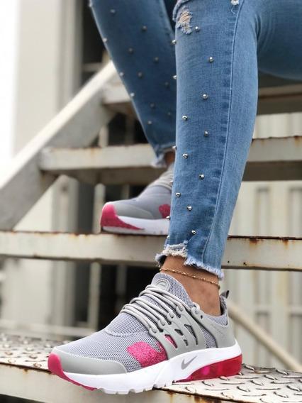 Zapatillas Hermosas Nike Tenis Para Dama Cr Envio Gratis