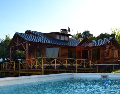 Hermosa Cabaña Promo Vacaciones De Invierno $ 1700.