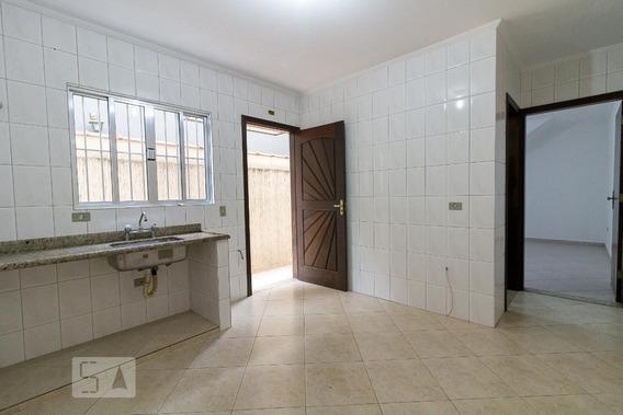 Casa Para Aluguel - Parque Continental I, 1 Quarto, 30 - 893016795