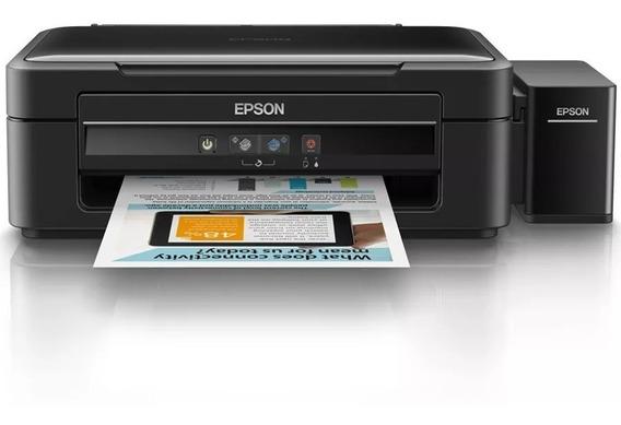 Impresora Multifuncional Epson L360 Tinta Continua Tepuy