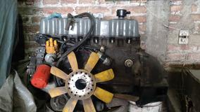 Motor Ford 221 Maxiecono Con 75000 Km De Fabrica