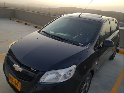 Chevrolet Sail Ltz Sport Hatchback