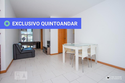 Apartamento No 10º Andar Mobiliado Com 1 Dormitório - Id: 892908988 - 208988