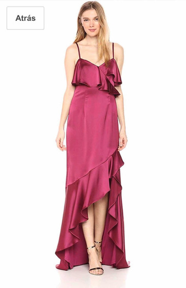 Elegante Vestido Adrianna Papell Talla 6