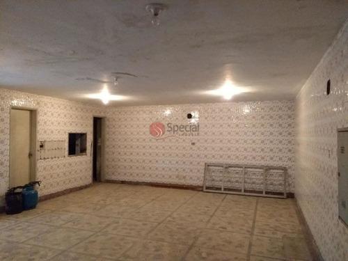 Prédio Comercial 300m² De Terreno, A 100 M² Da Avenida Salin Frah Maluf - Af19581