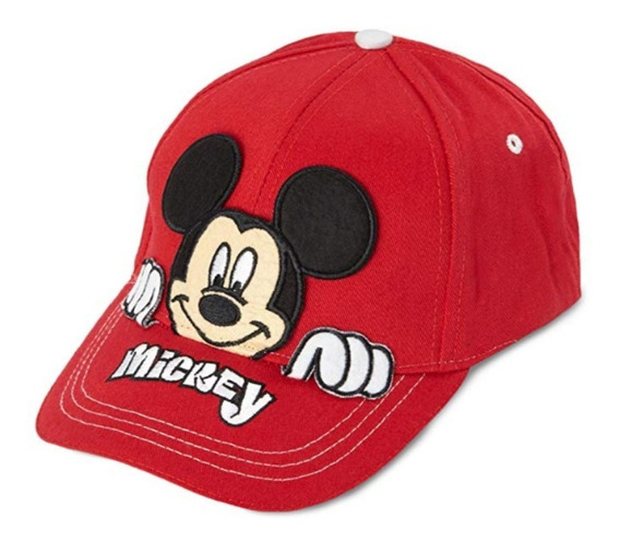 Gorra Cachucha Micky Mouse Niño Disney