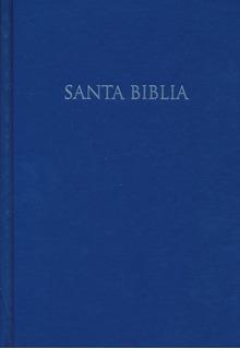 Biblia Premios Y Regalos - Azul, Tapa Dura - Rv 1960