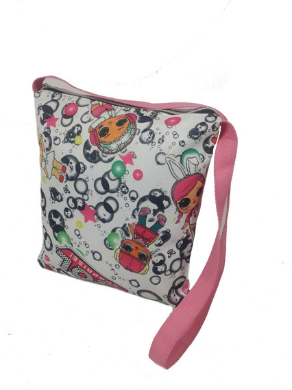 Morral Para Nenas Lol, Unicornios X Mayor 10 Unidades!!