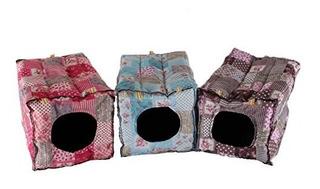 Mkono Hamster Cama De Conejillo De Indias Jaula Para Animale
